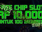 ODDIGO SITUS JUDI ONLINE FREEBET GRATIS RP 10.000 TANPA DEPOSIT