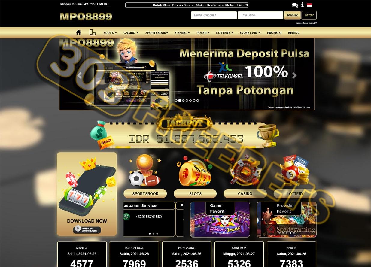 MPO8899 BONUS FREEBET GRATIS TANPA DEPOSIT Rp 10.000